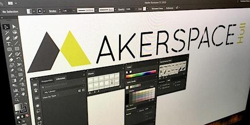 Illustrator for Makerspacing