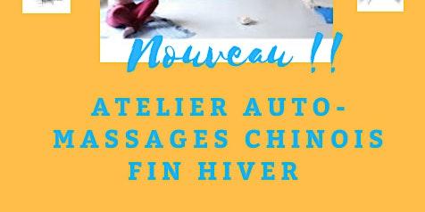 Atelier Auto-massages chinois
