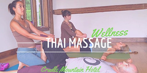 Thai Massage Workshop CMFF20