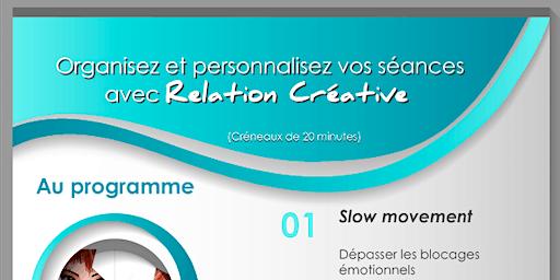 Atelier Relation Créative