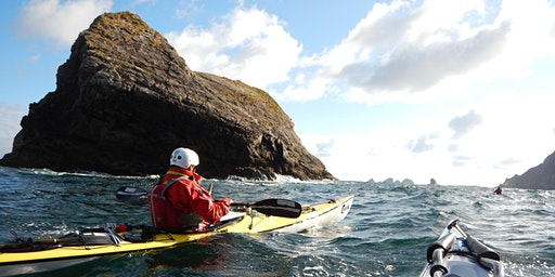 Kayaking Round Ireland-visit 3meninboats.com