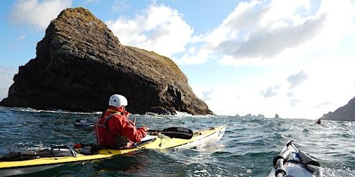 Kayaking Round Ireland-visit 3meninboats.com