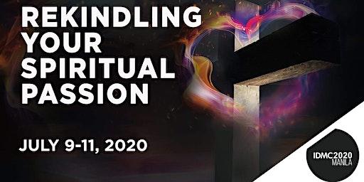 IDMC 2020 Manila: Rekindling your Spiritual Passion