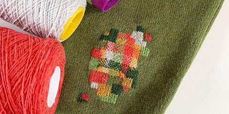 Darning: An Introduction to Visible Mending tickets