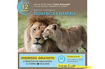 Sud Africa e Nambia biglietti