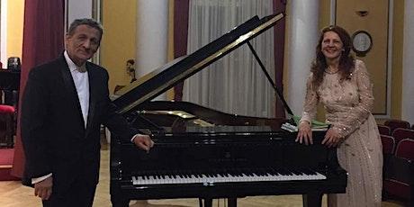 MÚSICA ROMÀNTICA PER A PIANO A 4 MANS - Festival Clàssics L'Escala-Empúries tickets