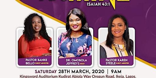GLOBAL WOMEN ALTAR ENCOUNTER LAGOS