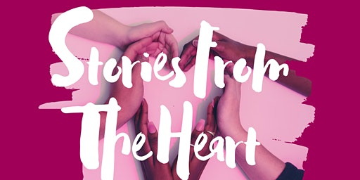 Stories From The Heart | Live Storytelling Perth