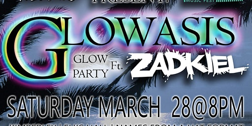 Glowasis - Black Light Party