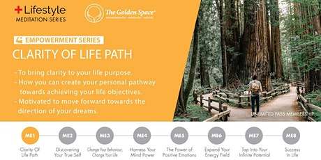 Clarity of Life Path tickets
