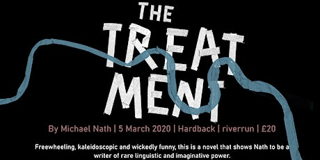 Michael Nath's *The Treatment*: Book Launch tickets