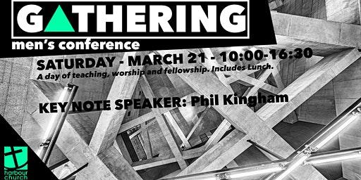 THE GATHERING: men's Conference