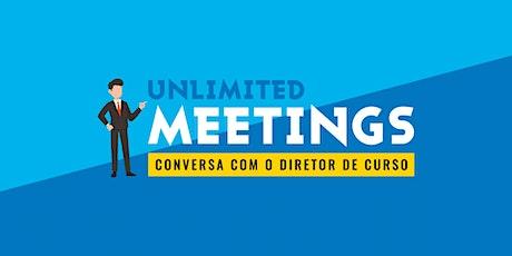 UF Meetings 2020 - Mestrado em Ciências Empresariais - IP Setúbal bilhetes