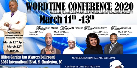 WORDTIME 2020 CONFERENCE tickets