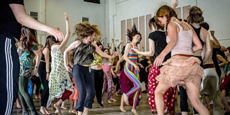 Charity Ecstatic Dance - Monthly tickets