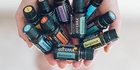 Introduction to Essential Oils & Hormonal Health Workshop billets