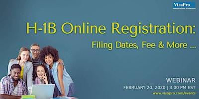 Beat The H-1B Cap 2020 Filing Timeline: Tips & Strategies