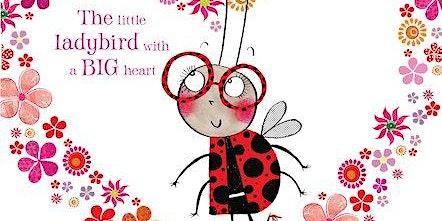 Ella, the little ladybird with a big heart Sensory fun