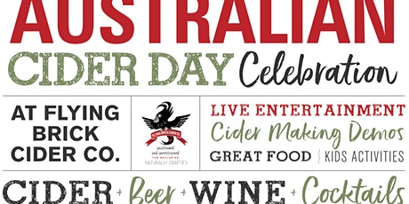 Australian Cider Day Celebration tickets