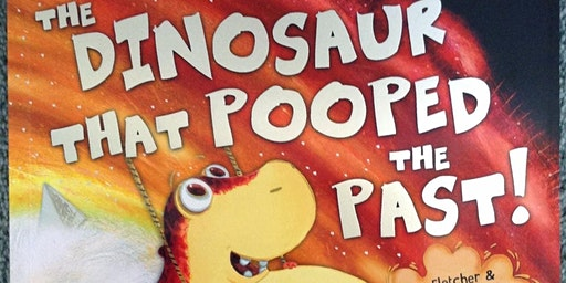 The dinosaur that pooped the past Sensory Fun