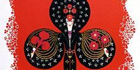 Art Deco Poster, Inspired by ERTÉ  tickets