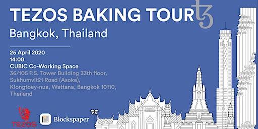 Tezos Baking Tour: Thailand