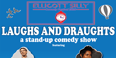 Laughs and Draughts at Ellicott Mills Brewing Company tickets