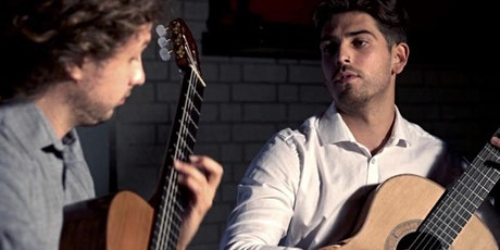 Chuva Guitar Duo at Harris Live tickets