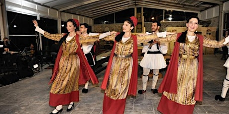Want to learn how to dance Greek dances? tickets