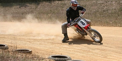 Post-9/11 Veteran 2-Day Flat Track Motorcycle Experience in North Carolina