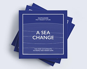 Mayflower A Seachange Book Launch Party tickets