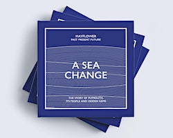 Mayflower A Seachange Book Launch Party