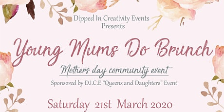 Young Mums Do Brunch - Mother's Day Community Event tickets