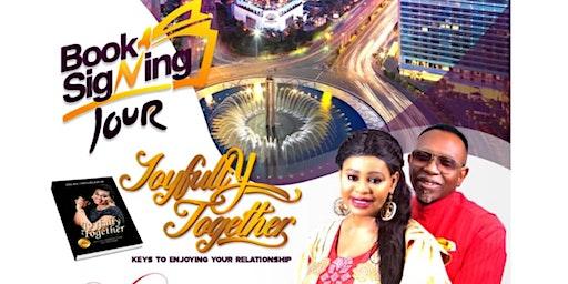 Joyfully Together Book Signing / Love Relationship Bash