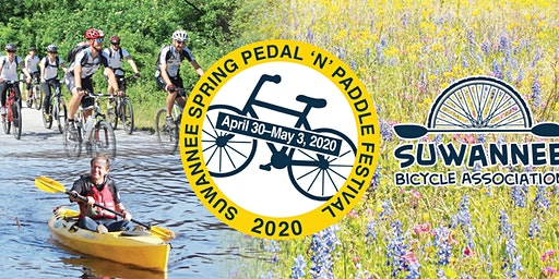 Suwannee Spring Pedal 'n' Paddle Festival 2020