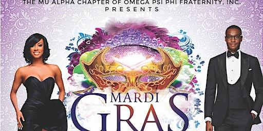 Mu Alpha Chapter's Mardi Gras - Bow Ties and Stilletos
