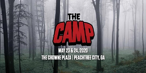 The Camp 2020 Vendor Booth
