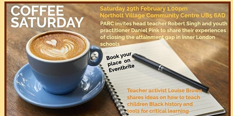 Closing the Black attainment gap Part 2 -  key information for parents tickets