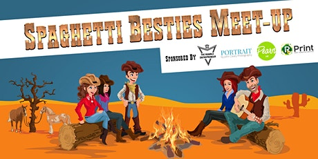 Spaghetti Besties Meet-up - May tickets