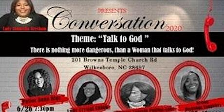 Conversation 2020 tickets
