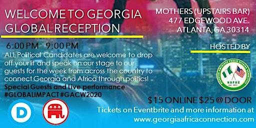 Welcome To Georgia Global Reception