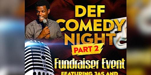 Def Comedy Night Part 2