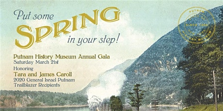 PHM Annual Gala: Put Some Spring in Your Step tickets