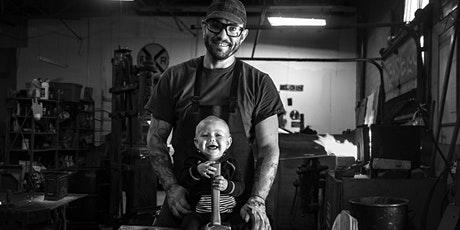 Intro to Blacksmithing with Will Reser 2/23 tickets