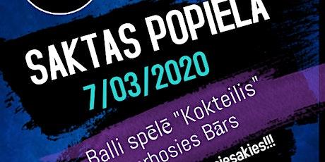 SAKTAS POPIELA 2020 tickets
