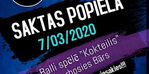 SAKTAS POPIELA 2020