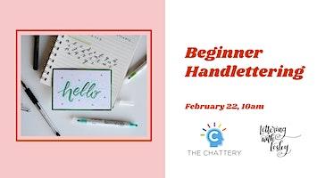 Beginner Handlettering