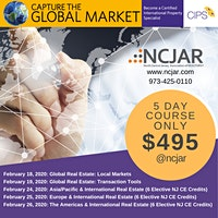 Global Real Estate Course- 5 Days