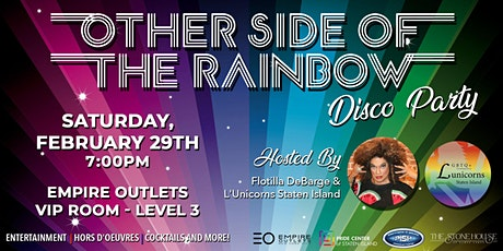 The Other Side of the Rainbow: Disco Party tickets