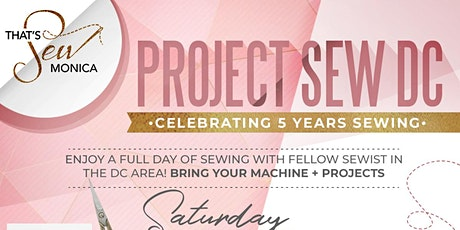 PROJECT SEW DC tickets